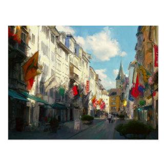 Zurich Postcards