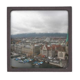 Zurich, Suiza Cajas De Joyas De Calidad