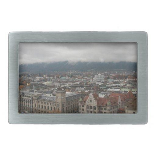 Zurich, Suiza Hebilla De Cinturón