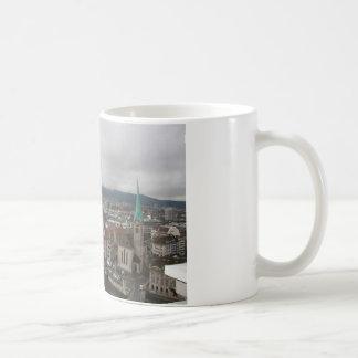 Zurich, Switzerland Classic White Coffee Mug