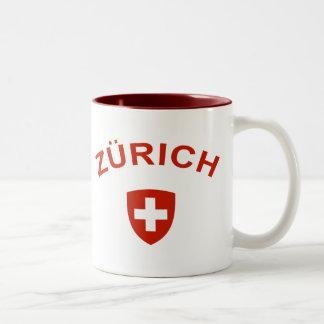 Zurich Tazas De Café