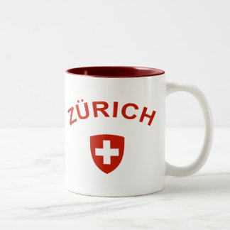 Zurich Two-Tone Coffee Mug