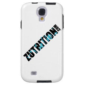 Zutrition.com Samsung S4 Case