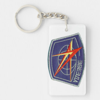 Zvesda Module of the ISS Keychain