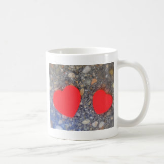 zwei Herzen two hearts Coffee Mug
