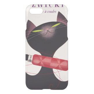 Zwicky Cat by Donald Brun iPhone 8/7 Case
