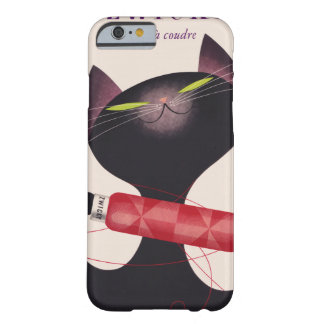 Zwicky Cat Poster by Donald Brun Barely There iPhone 6 Case