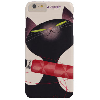 Zwicky Cat Poster by Donald Brun Barely There iPhone 6 Plus Case