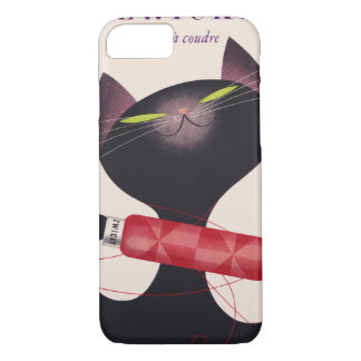 Zwicky Cat Poster by Donald Brun iPhone 8/7 Case