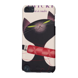 Zwicky Cat Poster by Donald Brun iPod Touch 5G Cover