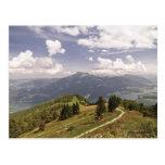 zwoelferhorn, wolfgangsee, Salzburg, salzburger 2 Tarjetas Postales