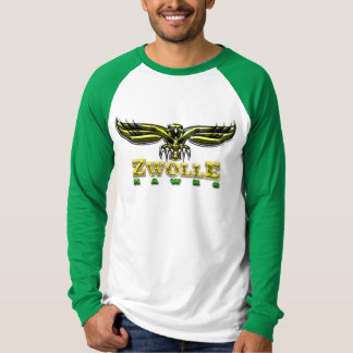 ZWOLLE HAWKS LONG-GREEN SLEEVED TEE