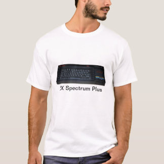 ZX Spectrum Plus - T Shirt