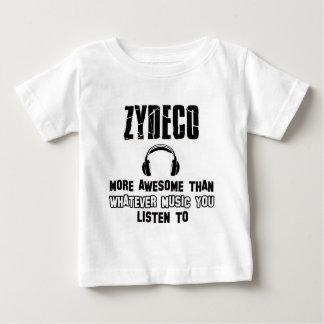 zydeco design t-shirt
