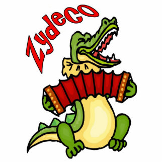 Zydeco Gator Cutout