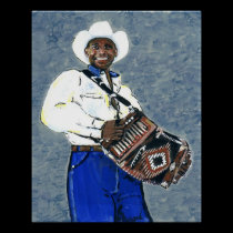 Zydeco Geno posters