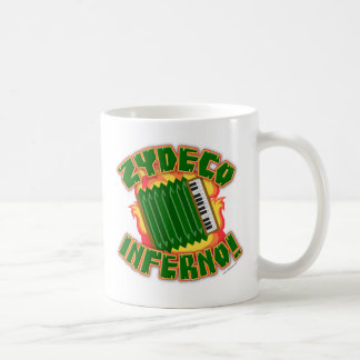 Zydeco Inferno Coffee Mug