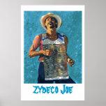 Zydeco Joe Poster