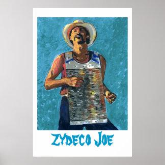 Zydeco Joe Póster