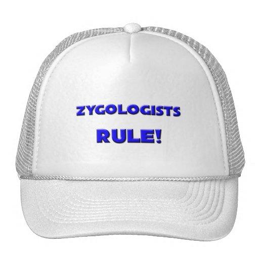 Zygologists Rule! Mesh Hats