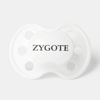 ZYGOTE PACIFIER