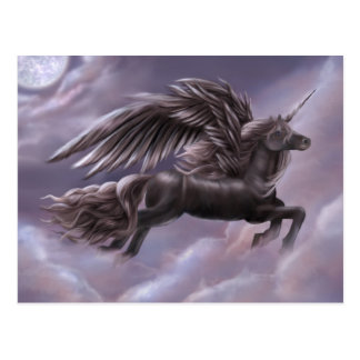 Zyrveth Unicorn/Pegasus Postcards