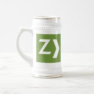 Zywave Beer Stein 18 Oz Beer Stein