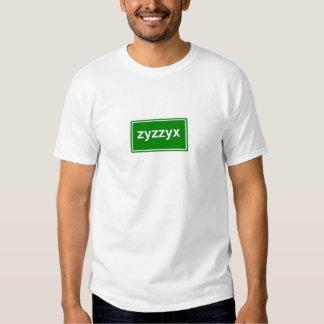 zyzzyx tee shirt