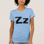 Zz Helvética Camiseta