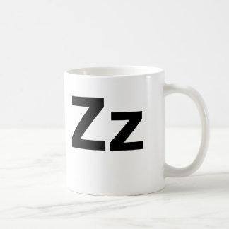 Zz Helvética Taza De Café