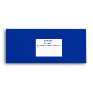Zz Illuminated Monogram Envelope
