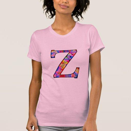 Zz Illuminated Monogram T-shirt