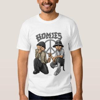 ZZ T Eightball_Chato_Peace Tshirt