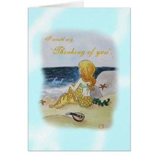 "zzunewa, cat41, I would say,, ""Thinking of you""... Card"