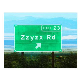 ZZYZX RD POSTAL