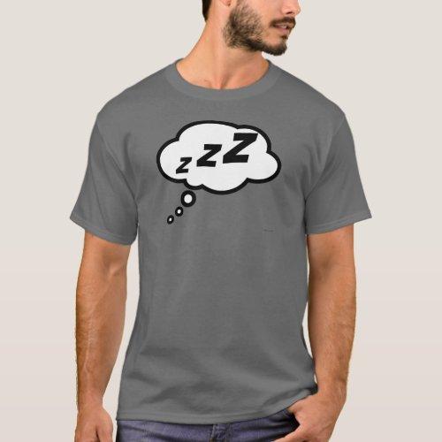 zZZBalloon  Dark Grey T_Shirt