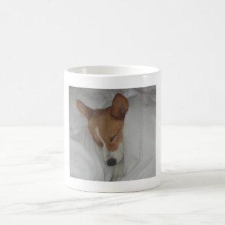 Zzzzzz Life of a Show Dog Coffee Mug